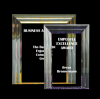 Cove Edge Plaque Acrylic Awards