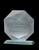 Diamond Jade Glass Awards