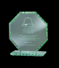 Jade Octagon Glass Awards