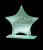 Jade Star Glass Awards