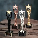 Star Achievement Award Achievement Award Trophies