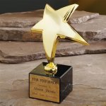 24K Gold Rising Star Award Employee Awards