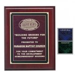 Marble-Essence Decorative Center Plaque Employee Awards