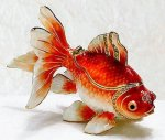 Koi - Goldfish Jewelry Box Gift Items