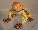 Frog Jewelry Box Gift Items