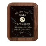 Black Onyx Plaque Marble Awards