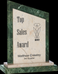 Double Viewpoint Marble Award Marble Awards