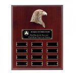 Eagle of Vision Perpetual Plaque Monthly Perpetual Plaques