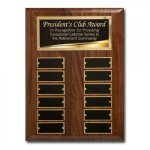 Liquid Gold - Copy Monthly Perpetual Plaques