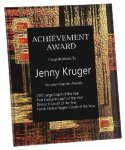 Acrylic Art Plaque Award Sales Awards