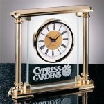 Classic Mantle Clock Secretary Gift Awards