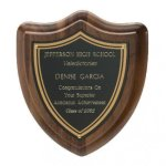 Classic Shield Plaque Shield Plaques