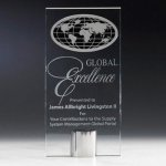 Global Splendor Square Rectangle Awards